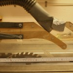 Blade guard length